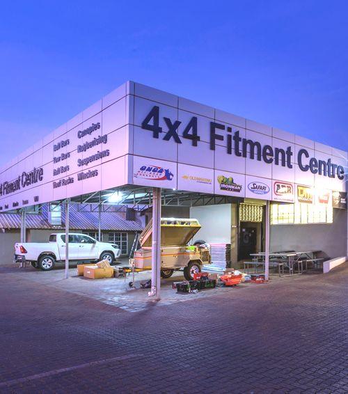 Malalane 4x4 Fitment Centre 4x4 Megaworld